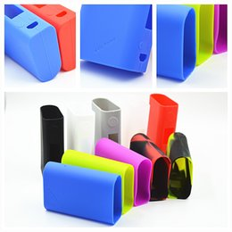 Wholesale Evic Casing - Evic Primo Silicone Cases Silicon Colorful Rubber Sleeve Protective Cover Skin Enclosure for Joyetech Evic Primo 200W 200 Watt TC Box Mods