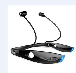 Wholesale Work Bluetooth Headset - Bluetooth headset, 14hr, truck driver's working hours, Bluetooth headset, wireless magnetic neck headphones, noise reduction headset   micro