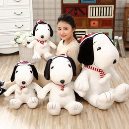 Wholesale Snoopy Stuff Toy - Hot Sale plush toy snoopy doll cut Christmas snoopy stuffed animal gift for Valentine's day  Christmas