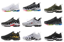 Wholesale Tn Plus Running Athletic Shoes - Cheap Discount Plus TN Ultra Camouflage Mens Sports TN Air Athletic Running Shoes Sports Shoes Sneaker Trainers tn shoes Size 36-46