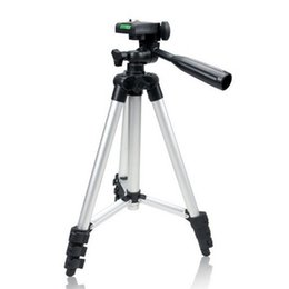 Wholesale Camera Mounting - Portable Aluminum Telescopic Camera Tripod Stand Holder Mounting Platform For Digital Camera Camcorder Tripod for Canon Nikon Sony DSLR