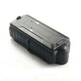 Wholesale Magnets China - free platform 3G WCDMA Car Gps Tracker 20000mAh Magnet 3G Vehicle Tracker GPS+GSM+WIFI Positioning Offline Logger Easy Installed
