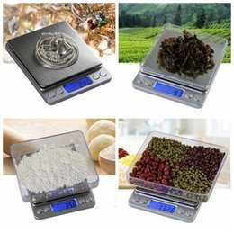 Wholesale Weight Scale Oz - 500g  0.01g,1000g 0.1g,2000g 0.1g,3000g 0.1g,Digital Pocket Scale Jewelry Weight Electronic Balance Scale g  oz  ct  gn Precision
