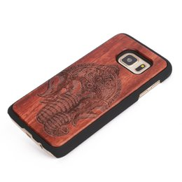 Wholesale Cool Cell Cases - U&I ®Coolest Laser engraved pattern phone case cover for Sumsung with anti crash PC cell phone case