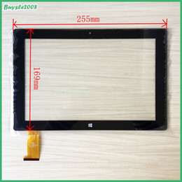 touch digitizer per tablet Sconti All'ingrosso- Per IRBIS TW40 Tablet Touch Screen capacitivo da 10,1