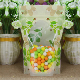 Wholesale Wholesale Cookie Wedding Favors - Wedding favors cookie bags Food Grade Bags Food Packing Bag With Zipper Packaging Bag Packing Food Tea transparent bags