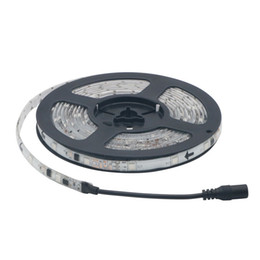Wholesale Green Led Light Strip Auto - LED Strip Light Auto Changeable RGB 2811 no need any Controller 5050 SMD DC12V Waterproof IP65 Red Green Blue White