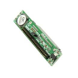 "Wholesale Ide 44pin - SATA Female to IDE 44Pin Converter Adapter PCBA for Laptop 2.5"" Hard Disk Driver"