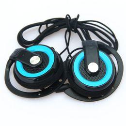 Wholesale Noise Cancelling Headphones For Telephone - MOONBIFFY Headphones 3.5mm Headset EarHook Earphone For Mp3 Player Computer Mobile Telephone Earphone Wholesale