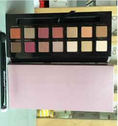 Wholesale Wholesale Factory Free Shipping Code - Factory Direct DHL Free Shipping High quality hot new Makeup 14 color eyeshadow palette with code