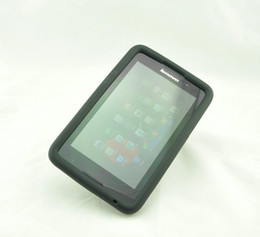 Wholesale Tablet Covers Inch Rubber - MingShore silicone rugged case for Lenovo A7-50 A3500-H V 7 inch tablet Cover