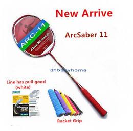 Wholesale racquet racket - HOT-SELLING-ARCSABER-11-BADMINTON-RACQUET-ARC-11-BADMINTON-RACKET