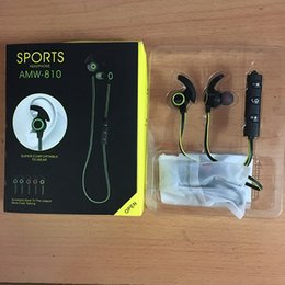 auriculares somic Rebajas 1pc Freeshiping Wireless sports Headphone Stereo Cellphone In-ear Headset para IOS o Andriod SmartPhone con bluetooth