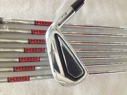 Wholesale Irons Cover - AP2 716 Iron Set Golf Forged Irons Golf Clubs 3-9P(8PCS) R S-Flex Steel Shaft With Head Cover