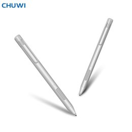 Wholesale Dual Stylus Pen - Wholesale- Original Chuwi HiPen H3 Textured Metal Dual-chip Stylus PHandwritting Pen Active Stylus Pen with Automatic Sleep Function