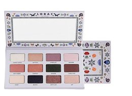 Wholesale Beauty Dreams - DHL free shipping !Makeup NEW LORAC California Dreaming Eye Shadow Palette Health & Beauty 12 color 9.72g