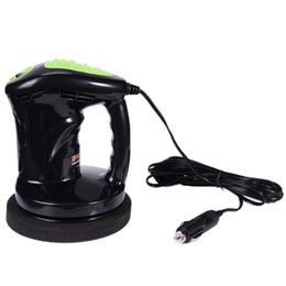 Wholesale Polisher Car Machine - 90W Waxing Machine Vacuum Cleaner Electric Car Polishing machine Car Gloss car Cigarette Lighter Polisher for Scratch Remover