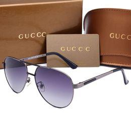 Wholesale Quality Eyeglasses - High-quality imported materials polarized European brand sunglasses fashion designer glasses outdoor travel eyeglasses with box