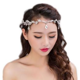 coroa tiara de prata com strass acessórios de cabelo de noiva headpieces nupcial headpieces coroas para acessórios cocar de casamento de Fornecedores de placas de cor do cabelo