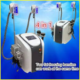 Wholesale Laser Machines For Skin - radio frequency skin tightening machine vacuum therapy machine lipo laser machines cavitation rf slimming machine for salon