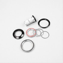 """Wholesale Carbon Bike Top Cap - MTB Tapered Headset Spacer Integrated Bicycle Carbon Steerer Tube Parts Road Bike Headset 1 1 8-1-1 2"""" Top Cap"""