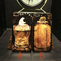 Wholesale Male Night - Phone case stealth stent + electroplating fantasy night series button series male models unique personality mobile phone protective
