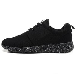 Wholesale Clear Colour - 23 Colours Classical Run Running Shoes men women black low boots Lightweight Breathable London Olympic Sports Sneakers Trainers size 36-45