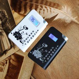 аккумуляторы мобильные iphone Скидка Power Bank 8400mAH Внешнее резервное зарядное устройство Ultra Slim Charging Poverbank Battery для iPhone 7 6 6s 5s Xiaomi Samsung s7 Mobile
