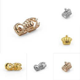 Wholesale New Trendy Ornaments - 2017 New Fashion Scorpion Crown Braces Ornament Gold Silver rose Gold Braces Ornament Jewelry + Free Shipping + Free Gift