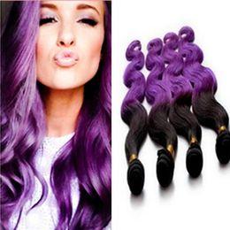 Wholesale Virgin Indian Hair China - China wholesale virgin brazilian hair sale , Unprocessed purple body wave human cheap unprocessed human hair weave