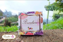 Wholesale Wholesale Handmade Bath Body - Bumebime Handmade Soap White Natural Soaps Skin Whitening Bath and Body Works Fruit Essential Oil Soap hot sale