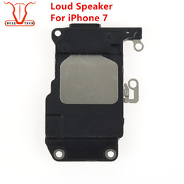 Wholesale Iphone Speaker Flex - Loud Speaker For iPhone 7 4.7 Inch Loudspeaker Buzzer Ringer Ringtone Sound Phone Flex Cable Replacement Parts 7G 4.7""