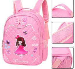 Мультфильм принцесса принц онлайн-Оптовая детская начальная школа Принцесса принц мультфильм Рюкзак школьный, большой емкости рюкзак