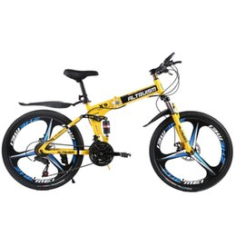 Wholesale Brake Pro - ALTRUISM X9 Pro Mountain Bike 24 Speed Dual Disc Brakes 26 Inch Bicycles Steel Bikes Male And Female Students Cycling Bicycle