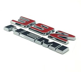 Wholesale Personalized Nameplates - 3d Abs 392 HEMI for Chrysler Dodge Jeep SRT 6.4L Car Emblem Badge Decal Sticker Nameplate OEM MOPAR