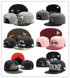 Wholesale Brooklyn Snapback - best quality Cayler&Sons Hand Baseball Caps Cayler Sons Brooklyn Men's Adjustable Snapback Hip Hop Women Flowers Hats Casquette