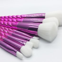 Wholesale Travel Products Wholesale - Temptalia 8 Pcs Set Of Makeup Brushes Travel Eye Shadow Foundation Powder Brush Set Skin Care Pincel Maquiagem Beauty Products