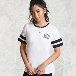 Wholesale Sport T Shirt China - Casual T Shirt Painting Designs Women Cotton Sport Cheap Clothes China Print Tshirt Sobretudo Feminino New Summer Tops 60S0136