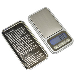 Wholesale Free Weight Brands - 2017 Brand New 500g x 0.1g Mini Pocket Digital Weight  Jewelry Electronic Scale  Kitchen Scale Free Shiping
