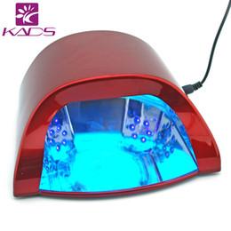 Wholesale Gel Nail Uv Lamp 18w - Wholesale- KADS Professional 110v & 220v 18W LED Nail Gel Curing UV Light Lamp for Manicure Salon EU US Plug Available Nail Polish Dryer