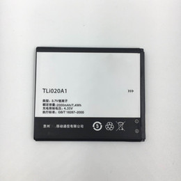 Wholesale Star Phone Batteries - Replacement for TLi020A1 TLP020A2 Battery For Alcatel One Touch Pop Star LTE A845L   POP S3 OT5050 5050X Phone Battery