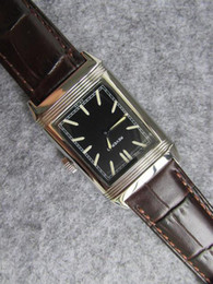 Wholesale Shark Watched - REVERSO MEN WOMEN QUARTZ WATCH WRISTWATCH 1000 HOURS CONTROL NICE BIRTHDAY GIFT