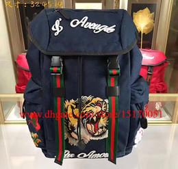 Wholesale High Quality Canvas Bag Men - brand new men bag famous designer Travel Bag high quality canvas man Backpack bag 730