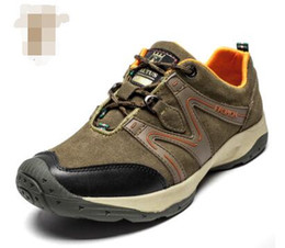 Wholesale Camel Men S Hiking Shoes - AAA 2017Sonata camel men 's shoes outdoor hiking leisure sports shoes leather trend hiking shoes