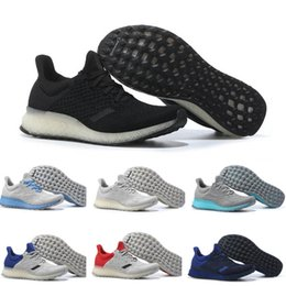 Wholesale Cow Crafts - High Quality 2017 Ultra Boost Future craft 3D Running Shoes Men Athletic Shoes Mens Breathable Sports Shoes Sneakers