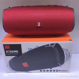 Wholesale High Quality Mp3 Player - Mini Xtreme Bluetooth Speakers Outdoor Wireless Subwoofer Waterproof with straps stereo Portable MP3 Player High Quality Support USB TF FM