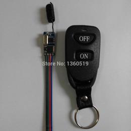 fernbedienung 9v Rabatt Wholesale-Access Control System-Fernsteuerungsschalter schließen an geöffneten Knopf an DC-3.7V 4.5V 5V 6V 7.4V 9V 12V Miniemikro-drahtloser Prüfer