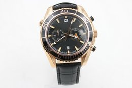 Wholesale Top Selling China - china top BRAND new best-selling date Luxury Fashion Chronographe Wholesale Wristwatche men watch sports Stainless Men's Watches