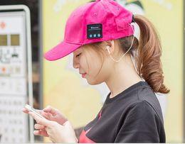 Sonomètres en Ligne-Casque de casque sans fil Bluetooth blueteeth haute qualité sonore 10 mètres de signal puissant