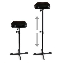 Wholesale Iron Tattoo Frames - Solong Tattoo New Heavy Duty Iron Tattoo Armrest Leg Rest Full Adjustable Hand Holder Frame Standing Chairs Tattoo Supply Accesorries TA211